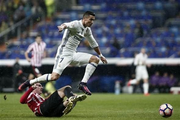 Ronaldo kendi attıkları gole mi itiraz etti?