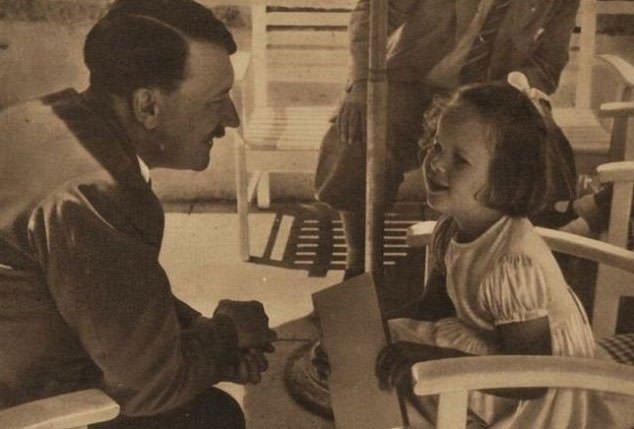 Hitler'in görülmemiş fotoğrafları