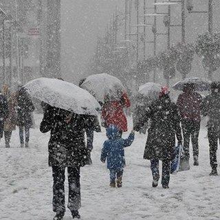İstanbul'da kar yağışı ne zaman başlayacak