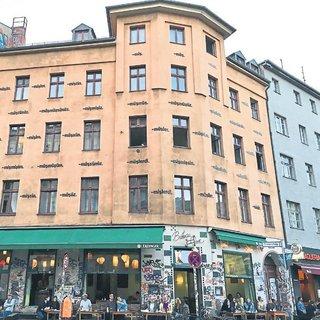 Berlin duvarları Türkçe konuşuyor