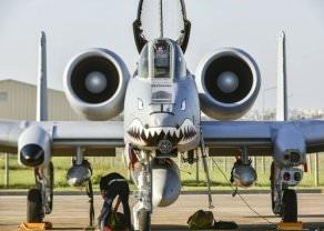 Pentagon İncirliğe gönderilen A-10'ları yayınladı
