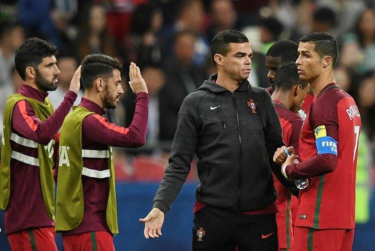 Beşiktaş'ta yollarına servet dökülen Pepe bekleniyor
