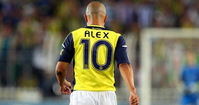 Alex: Hagi benden iyiydi