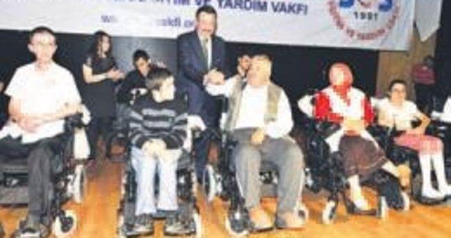 Büyükşehir'den Engelliler Günü