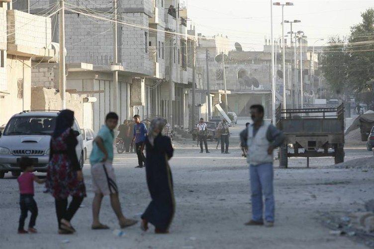 İşte IŞİD'in hedefindeki Kobani