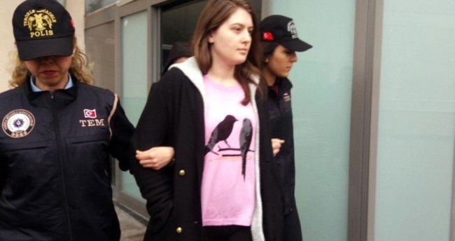 Yılmazer'in kızı İstanbul'a gönderildi