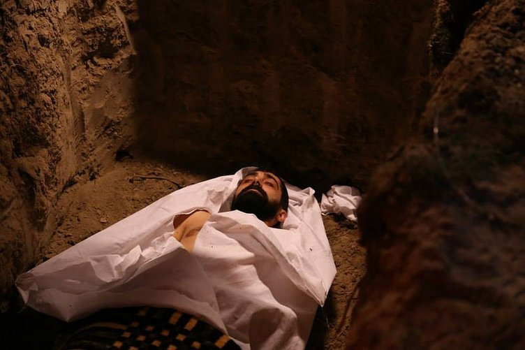Helak: Kayıp Köy filminden kareler