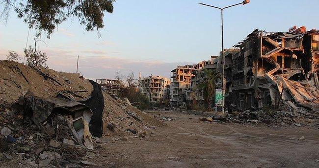 Suriye'de rejim iki bölgeye klor gazıyla saldırdı