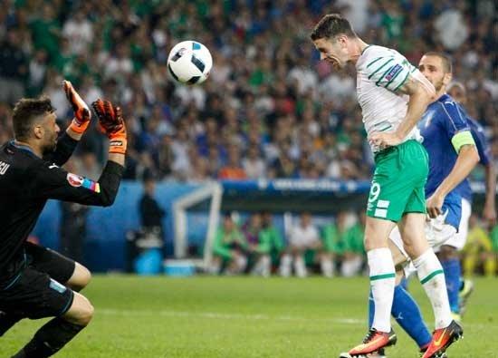 İtalya-İrlanda maçında şike vardı