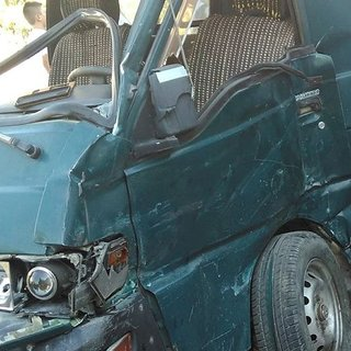 Aksaray'da trafik kazası 6 yaralı