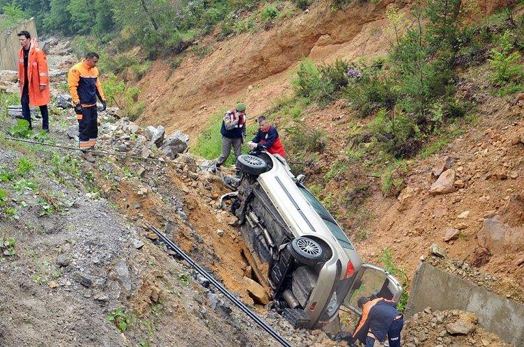 Zonguldak'da feci kaza: 1 ölü