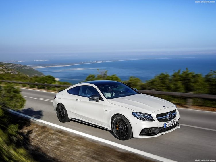 Mercedes AMG C63 AMG Coupé