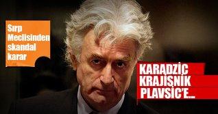 Sırp meclisinden savaş suçlularına teşekkür