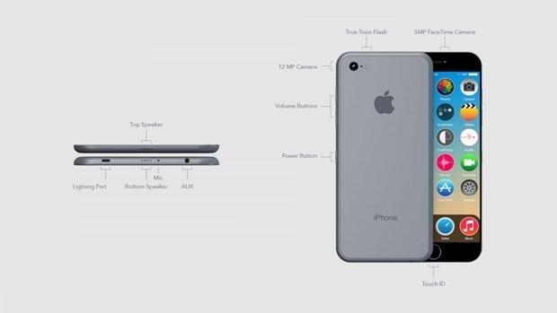 Apple'ın patenti iPhone 7'nin o özelliğini gün yüzüne çıkardı
