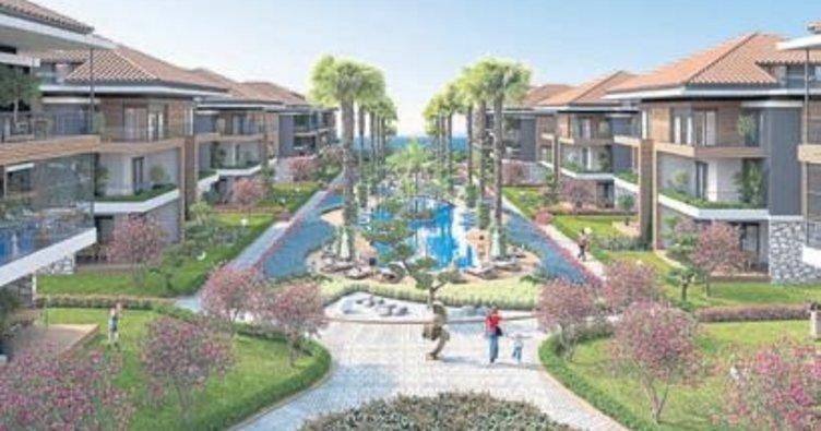 'Çiçek Evler Mavi Yaka' projesi görücüye çıktı