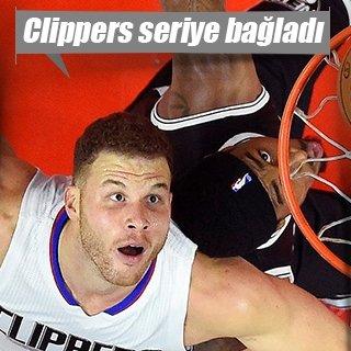 Clippers'tan arka arkaya 7. galibiyet