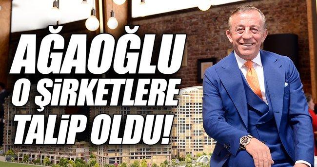 Ali Ağaoğlu TMSF'ye devredilen inşaat şirketlerine talip oldu