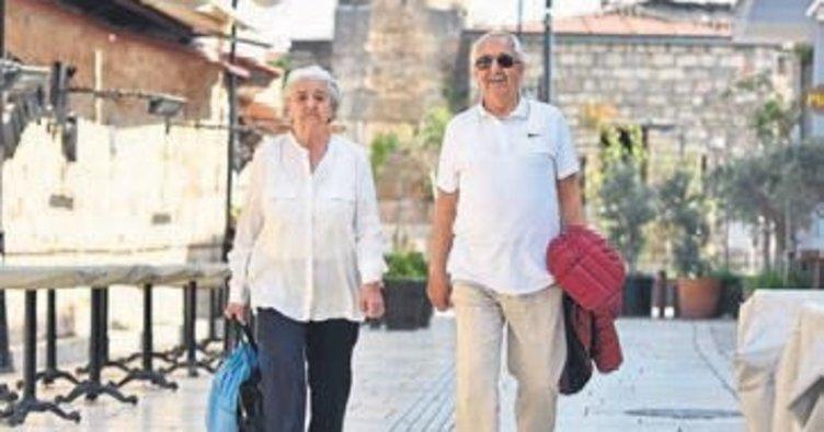 Antalya'yı turiste sor