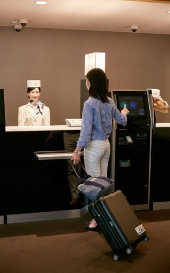 Tüm çalışanları robot olan hotel açıldı