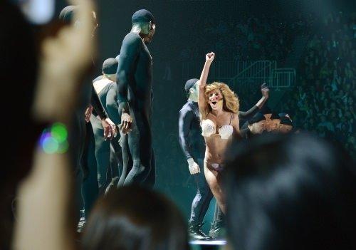 Müzik dünyasının en çılgın gecesi - MTV ödülleri