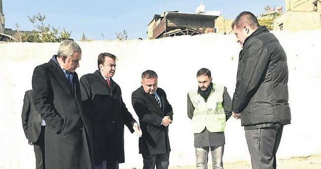 Başkan Erkoç'tan otopark müjdesi