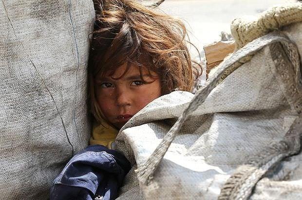 Suriye'nin Medaya kasabasında 40 bin kişi açlıktan ölüyor