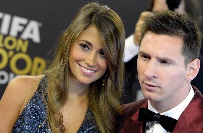 Messi'nin kıyafeti sosyal medyayı salladı