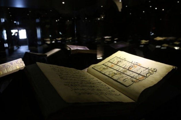 Bu Kur'an Türkiye'de tek olma özelliği taşıyor