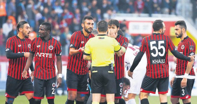 Trabzon'a Özat kriteri: Yenemiyorsan yenilme