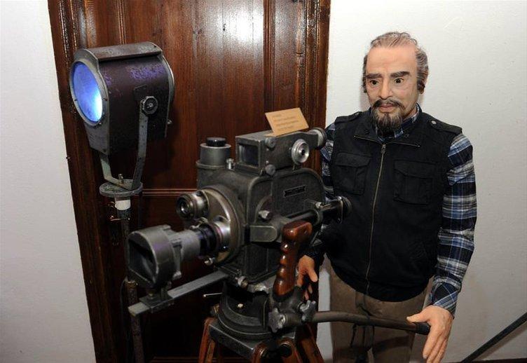 Yeşilçam'ın ekipmanları genç sinemacılar yetiştirecek