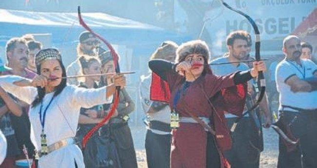 Osmaniye'de okçuluk turnuvası