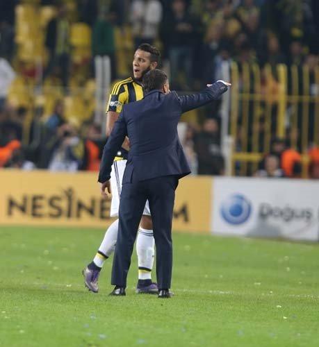 Pereira'dan Souza'ya: Seninle içeride görüşeceğiz