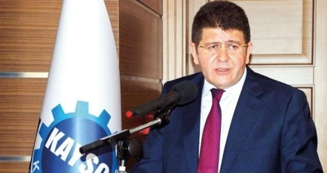 KAYSO Başkanı Mustafa Boydak istifa etti