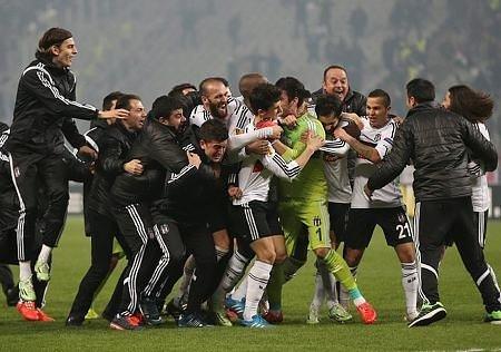Beşiktaş - Liverpool maçı sosyal medyayı salladı