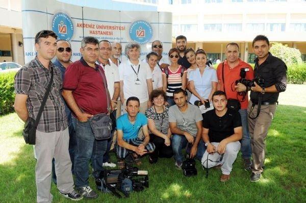Antalya'dan iyi haber geldi, yüz nakli başarılı!
