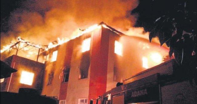 Bu ateş düştüğü yeri değil hepimizin kalbini yaktı!