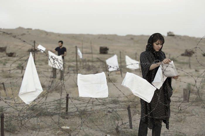 Ortadoğu'nun cesur kadınları!