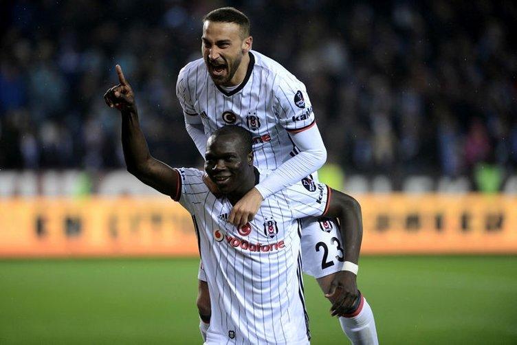 Beşiktaş Aboubakar'ın alternatifini buldu!