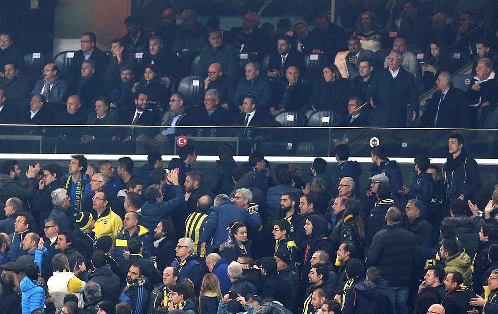 PFDK'dan Aziz Yıldırım, Fenerbahçe ve Beşiktaş kararı