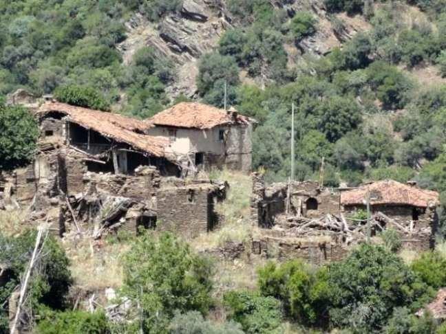 Türkiye'nin hayalet köyü: Lübbey