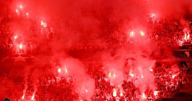 Legia Varşova - Borussia Dortmund maçına soruşturma