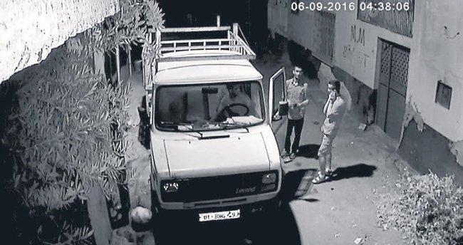 Kamyonet çalan dansöz hırsızlar tutuklandı