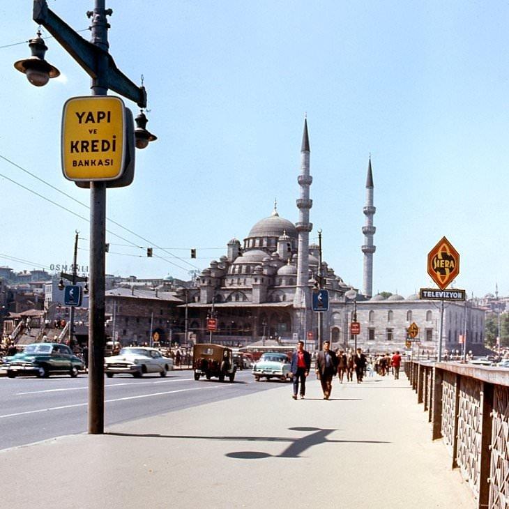 Bir zamanlar İstanbul..