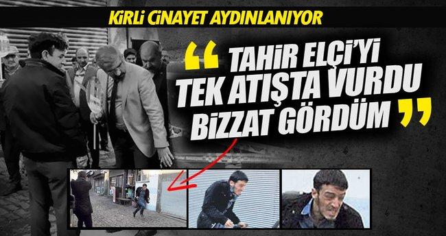 Şok ifade: Tahir Elçi'yi Mahsum Gürkan vurdu
