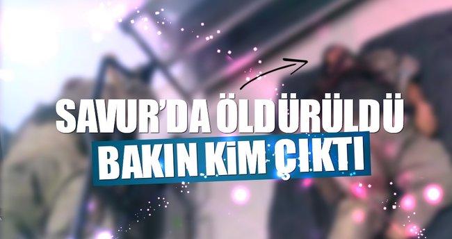 Mardin'de 1 PKK yöneticisi öldürüldü!