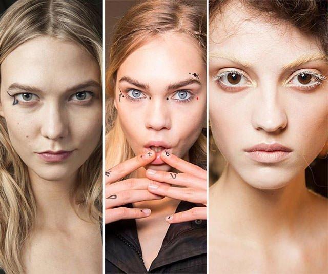 2016 sonbahar makyaj trendleri