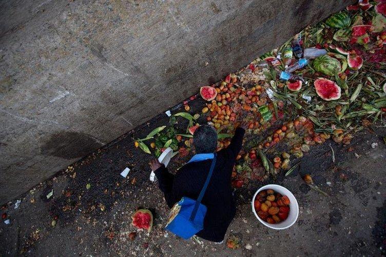 Venezuela zor günler geçiriyor