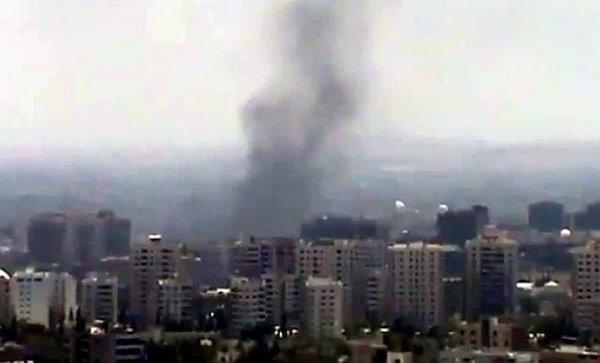 Şam'da patlama, bakanlar ve Esad'ın yakınları öldü