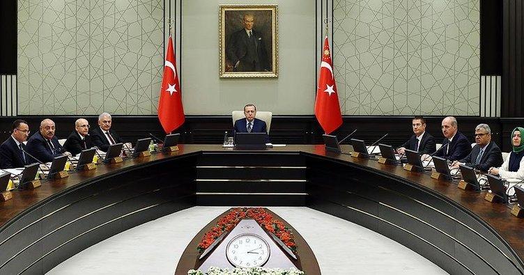 SON DAKİKA: Bakanlar Kurulu'ndan flaş OHAL kararı!