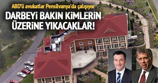 Gülen'in avukatları yalan savunma için gece gündüz çalışıyor